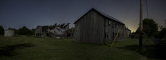 365-213 ( estatik ) Tags: county panorama beautiful field night rural dark airplane star long exposure decay farm country barns nj trails silo lane collapse tuesday moonlight 365 213 stockton hewitt kingwood collapsed tues featherbed hunterdon project365 61416 365213 june142016