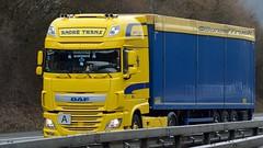 D - Andre Trans DAF XF 106 SSC (BonsaiTruck) Tags: truck 106 lorry camion trucks andr lastwagen daf lorries lkw xf lastzug