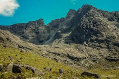 Ice-riven wall of rock, Black Cuillins, Isle of Skye. (Scotland by NJC.) Tags: scotland alba caledonia اِسْكُتْلانْدا escócia 苏格兰 škotska skotsko skotland schotland skotlanti écosse schottland σκωτία scozia スコットランド 스코틀랜드 skottland szkocja scoția шотландия ประเทศสกอตแลนด์ iskoçya шотландія mountains hills highlands peaks fells massif pinnacle ben munro heights جَبَلٌ montanha 山 planina hora bjerg berg montaña vuori montagne βουνό montagna fjell remote distant isolated inaccessible farflung secluded outoftheway faraway outlying wild unspoiled natural بَعِيد remoto 遥远的 udaljen odlehlý fjern ver kaukainen