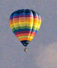Niagara Falls Ontario Canada ~ Hot Air Balloon ~ Colourful (Onasill ~ Bill Badzo OFF/ON ~ Broken Ankle ~OUCH) Tags: travel ontario canada paris france hot fall river niagarafalls tour air ballon first tourist canadian niagara falls american airships niagaracounty onasill