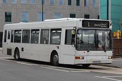 National Express West Midlands Volvo B10L/Alexander Ultra 1509 (P509 KOX) (Driver Trainer) (john-s-91) Tags: walsall 1509 drivertraining volvob10l nationalexpresswestmidlands alexanderultra p509kox