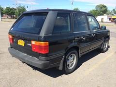 Range Rover (WilliamOliverCarspotting) Tags: landrover rangerover