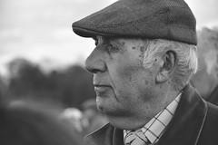 Yorkshire Man (tashahodgson) Tags: portrait blackandwhite portraits blackwhite nikon yorkshire portraiture northyorkshire outdoorportrait nikonschool nikonphoto vsco nikond5200 vscocam vscogood