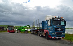 (Zak355) Tags: man truck scotland scottish lorry bute rothesay isleofbute ettrickbay pmckerral petermckerralandco sf13clu