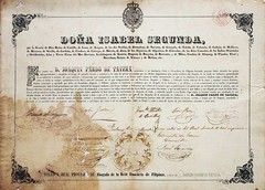 Royal Audiencia Joaquin Pardo de Tavera & Queen Isabel II (Leo Cloma) Tags: gallery antique auction philippines leon antiques makati cloma