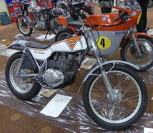 1976 Honda TL250 250cc