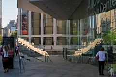 Tully, Geffen and Steps (Eddie C3) Tags: newyorkcity architecture upperwestside lincolncenter alicetullyhall lincolncenterfortheperformingarts davidgeffenhall
