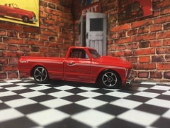 '67 Chevy C10 (FNK78) Tags: chevrolet pickup pickuptruck chevy hotwheels diecast