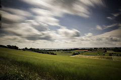 Danish Summer Landscape (LAK.Photography) Tags: landschaft landscape langzeitbelichtung nd sky himmel wolken cloud odsherred danmark denmark dnemark nikon d810 outdoor bulb summer sommer