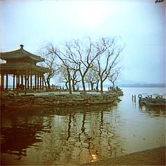peking (thomasw.) Tags: china street travel 120 analog holga asia asien cross mf peking crossed hogla