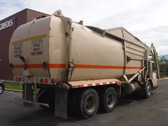 M&C Sanitation S.T.S. (WesternWasteManagement) Tags: city smart truck volvo utah garbage systems mc cedar refuse sanitation sts westernwastemanagement