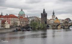 Praha - Prague - Praga (Txulalai) Tags: travel arquitectura agua prague monumento sony praha praga vltava republicacheca moldava chequia sonyalpha6000 sonya6000 sonyilce6000