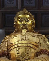 ขอพร ณ วัดกังหัน หรือ วัดแชกงหมิว (Che Kung Temple) ที่คนไทยนับถือสักการะบูชาเป็นจำนวนมาก ถึงพลังปฎิหาริย์ขององค์ท่านแชกง   ความหมายของใบพัดทั้ง4 ดังนี้ 1. เดินทางไปไหนมาไหนขอให้ปลอดภัย  2. สุขภาพแข็งแรง อายุยืน  3. โชคลาภ เงินทองไหลมาเทมา  4. คิดหวังสิ่ง