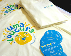 Uma Loucura Tshirt (Cahoots Design) Tags: ocean summer brazil food water illustration ma fun happy cuisine aquarium salad dish natural market provincetown capecod massachusetts traditional uma culture deck chef snack pastry flavio brazilian dishes olympics tradition pastries brand salada savory salgadinhos doces branding banding bebidas entree cahoots loucura tagline umaloucura cahootsdesign