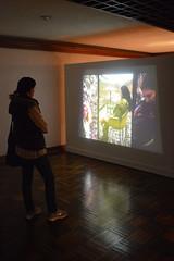 """Videoinstalación: """"Ved'ma"""" Cornelia Eichhorn - Francia - """"Muestra Monográfica de Media Art - convocatoria internacional"""""""