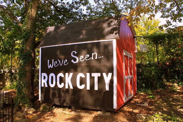 We've Seen ROCK CITY