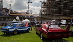 Fast and Furious 6 Publicity (SarahO44) Tags: uk blue 6 london ford paul united fast kingdom gina walker dodge daytona six escort furious carano