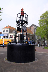 Impressions of Zeeland (NL) May 2013 (Roger Hele) Tags: city horses sun lighthouse hollan