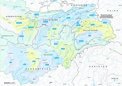 Watersheds (Zoi Environment Network) Tags: mountain afghanistan water ecology river flow asia border basin upper watershed sector area environment segment tajikistan boundary uzbekistan centralasia region drainage affluent hydrology tributary riverbasin amudarya visualatlasforcooperation kzrgyzstan