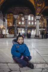 Istanbul | Ayasofya | Hagia Sophia (wazari) Tags: city travel art history classic architecture photoshop vintage turkey photography ancient asia europe european place artistic ataturk minaret islam faith religion culture istanbul mosque retro photograph adobe journey dome destination historical ottoman taksim middleages secular turkish byzantine bosphorus masjid asean cultural turk sultanahmet traveler galata constantinople islamicart travelphotography galatatower stamboul travelphotographer wazari senibina wazariwazir