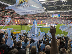 FACupFinal_36_13 (Damien Walmsley) Tags: london final manchestercity mcfc wembley wigan mancity facupfinal