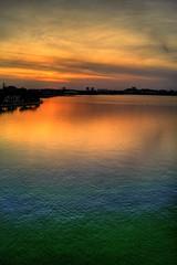 Sunset.Lake