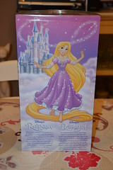 Rapunzel Doll (Aurelmistinguette) Tags: doll mother disney collection pascal rider rapunzel maximus flynn mre poupe eugne fitzherbert gothel raiponce aurelmistinguette