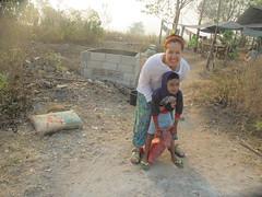 Sierra and Nicholas (offthebeatenboulevard) Tags: thailand orphanage maesot burmeseborder nonkingpha