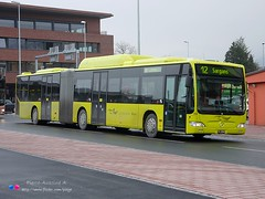 Mercedes Citaro G II Liechtenstein Bus nr.40 (Pi Eye) Tags: bus mercedes fl liechtenstein autobus postauto vaduz e4 facelift gnv postbus erdgas lba citaro gelenk citarog articul o530 liemobil
