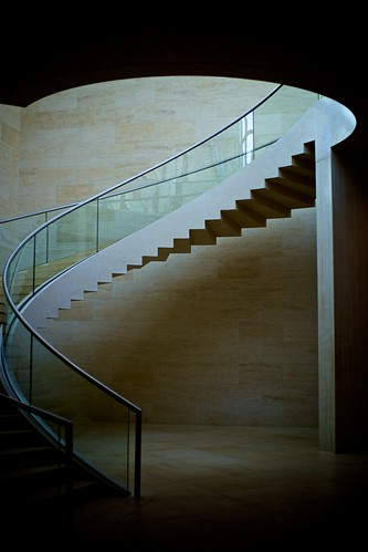 Mudam Staircase