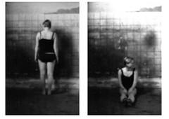 (maticki) Tags: bw film grain bodylanguage canonae1 ilford 3200iso ae1program filmisnotdead wwwmatickicom