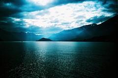 Lenno (cranjam) Tags: italy lake film clouds lago lomo lca xpro lomography italia nuvole cloudy kodak slide lakecomo lagodicomo elitechrome100 lenno puntabalbianello