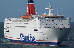 Stena Line. Stena Europe. IMO: 7901760. (Drive-By Photography) Tags: ferry line rosslare stena fishguard stenaeurope