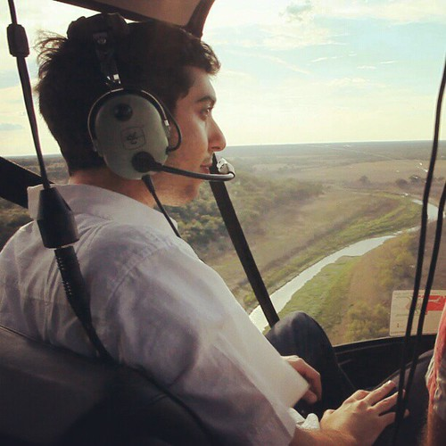 #helicopter #robinson #r44 #Austin #flying
