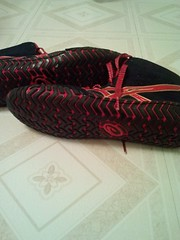 Aggressors soles (Dick6Navis) Tags: shoes wrestling soles asic agressors
