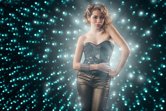 FrankyLights (J.Blair Images) Tags: music composite photoshop canon studio lights dancing dancer singer britney britneyspears glee beyonce mileycyrus