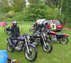 Rassemblement BSA Le mas de Forsac 11 & 12 Mai 2013 BSA (barbeenzinc) Tags: bikes motorbike moto motorcycle british motos ancienne bsa unit ccm motorrad anglaises britishmotorcycle b50t b50 monocylindre unitsingle