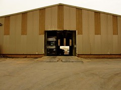 Rashed Al Rashed Warehouse in Riyadh (BlackZero_007) Tags: morning travel sunset landscape dawn mirror golden highway scenery asia gulf dusk best east hour saudi arabia middle eastern hdr province suns khobar dammam sonyh20