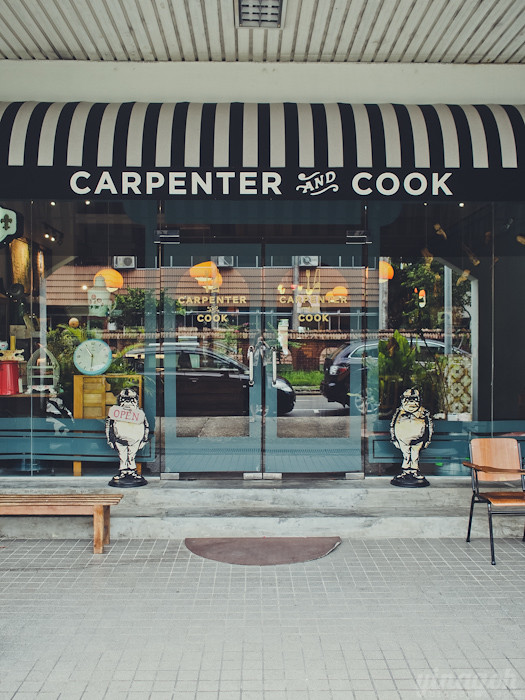 Carpenter & Cook Lorong Kilat Singapore