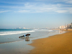untitled by yosoynacho - ... en la Playa Victoria, Cadiz.