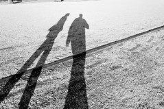 Shadows (vxla) Tags: california travel winter vacation blackandwhite bw holiday losangeles nikon december southerncalifornia dslr westcoast lacma 2012 lightroom losangelescountymuseumofart d90 vxla lightroom3 2010s