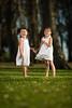 Sisters (Beezer One) Tags: park girls max cute grass nikon dof dress kylie sister teeth hmong hmoob d600 strobist 135dc singhrayvarind