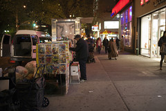 Advertising Week in NYC (Raf Ferreira) Tags: street new york nyc people urban usa brooklyn night typography photography day dof bokeh eua signage lettering rafael ferreira peixoto