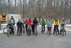 Superbowl Sunday MTB Ride