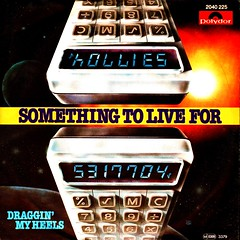 57 - Hollies, The -  Something To Live For - D - 1979 (Affendaddy) Tags: germany 1979 polydor thehollies somethingtolivefor vinylsingles collectionklaushiltscher 1960s70sbeatpop dragginmyheels 2040225