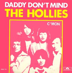 49 - Hollies, The -  Daddy Don't Mind - NL - 1976 (Affendaddy) Tags: holland 1976 polydor thehollies anothernight vinylsingles collectionklaushiltscher daddydontmind 1960s70sbeatandpop 2058779