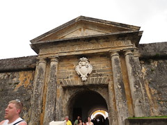 Gates to the castle (kellysullivanphoto) Tags: puertorico band marshmallows canon110elph nowpeople marshmallowstour2013