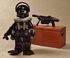 APRA SCUBA Operative (Kyle Peckham) Tags: game army lego military royal scuba arabian peninsula minifigure