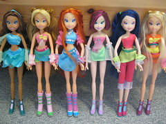 winx club sophix collection (starwinx77) Tags: stella club season toys flora doll 4 collection bloom layla musa witty winx tecna sophix