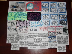 PACK #2 FROM SESO (CERTIFIED SLAP EXCHANGE) Tags: art graffiti se stash am sticker stickers pack trading rebellion slap graff hog trade package doobie exchange howie baze exchanging cfa trades certified slaps doob amk exchanges fixer daso hoger sesos seso wvk hogr stashr